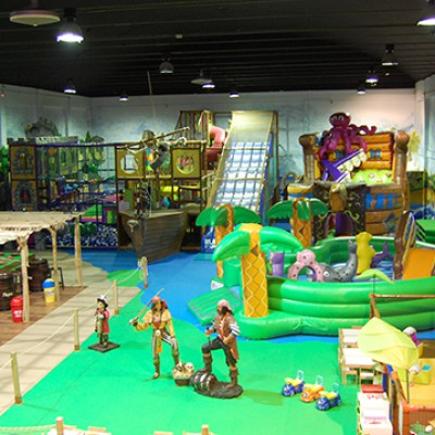 Fabricante de parques infantiles y parques de bolas for Decoracion parques